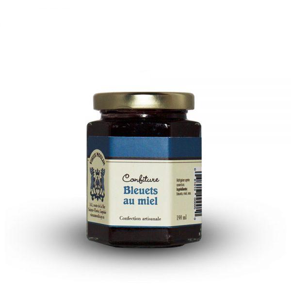 Confiture-Bleuet-Miel
